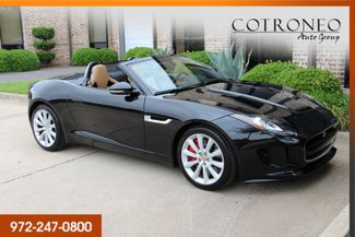 2015 Jaguar F-TYPE V6 S Convertible in Addison TX, 75001