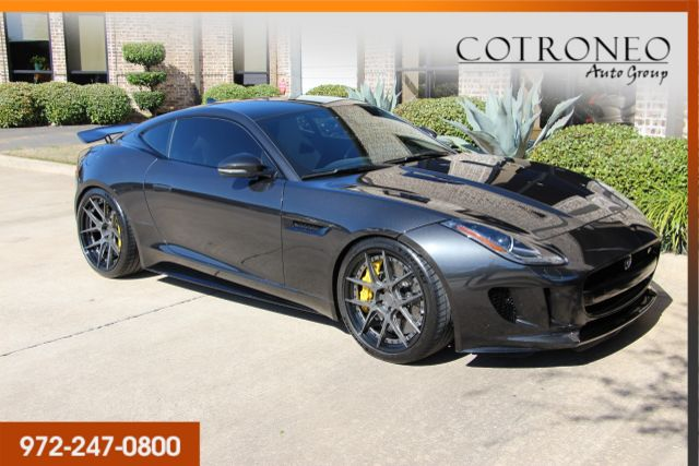 2015 Jaguar F-TYPE V8 R Coupe in Addison, TX 75001