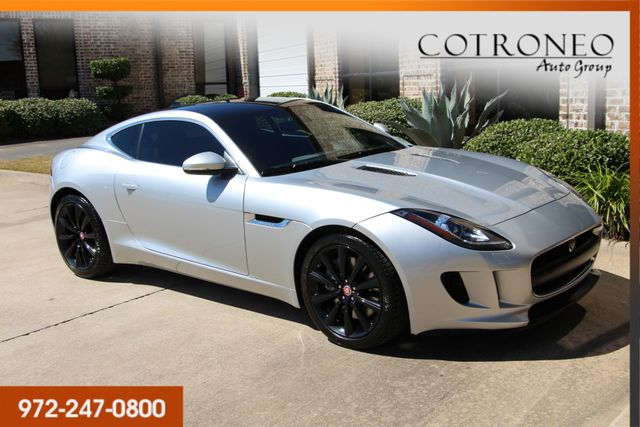 2015 Jaguar F-TYPE V6 Coupe in Addison, TX 75001