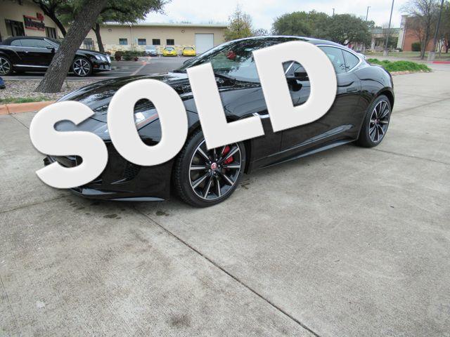 2015 Jaguar F-TYPE V6 S Austin , Texas