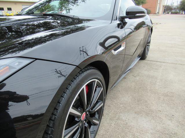 2015 Jaguar F-TYPE V6 S Austin , Texas 13