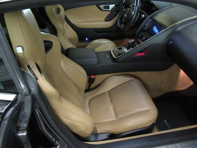 2015 Jaguar F-TYPE V6 S Austin , Texas 17