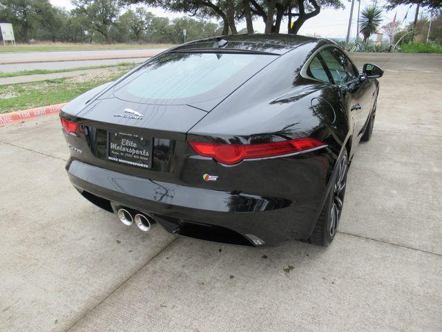 2015 Jaguar F-TYPE V6 S Austin , Texas 7