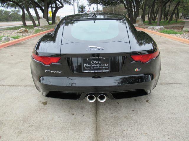 2015 Jaguar F-TYPE V6 S Austin , Texas 8