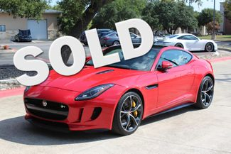 2015 Jaguar F-TYPE V8 R Austin , Texas