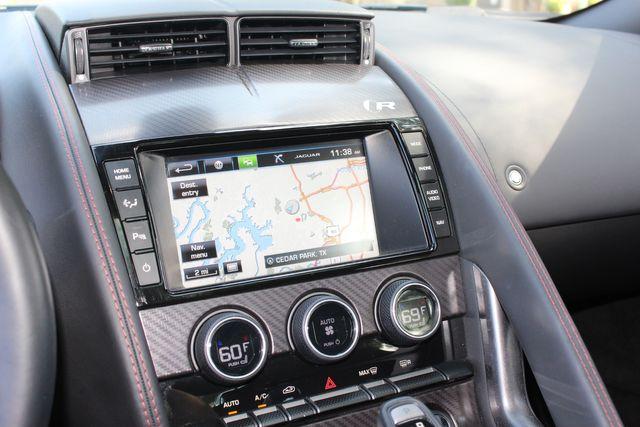 2015 Jaguar F-TYPE V8 R Austin , Texas 20