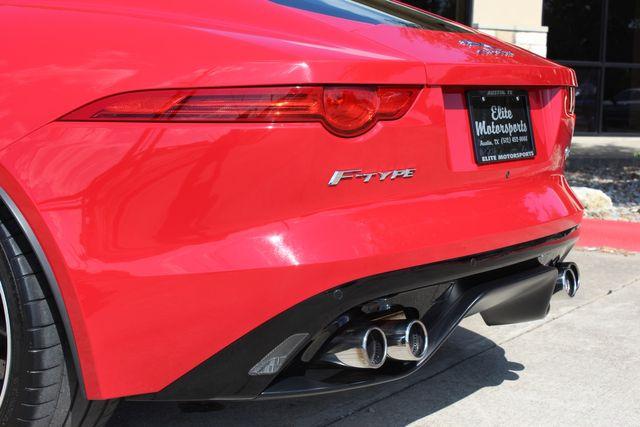 2015 Jaguar F-TYPE V8 R Austin , Texas 9