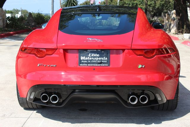 2015 Jaguar F-TYPE V8 R Austin , Texas 3