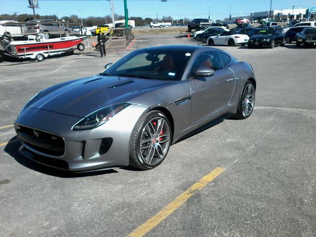 2015 Jaguar F-TYPE V8 R Boerne, Texas 1