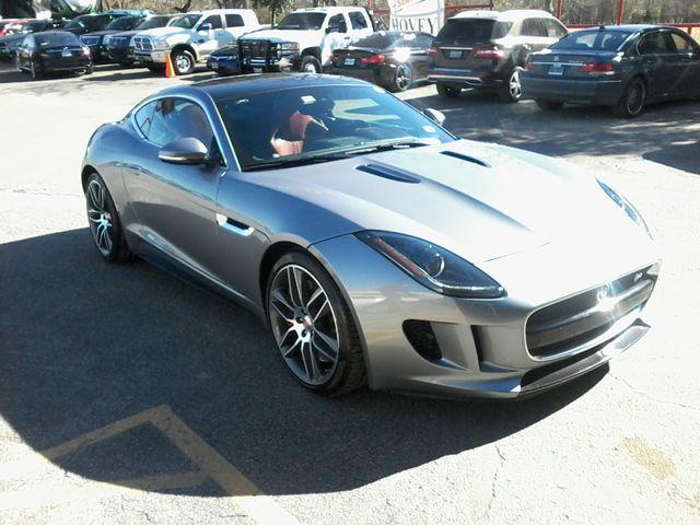 2015 Jaguar F-TYPE V8 R Boerne, Texas 4