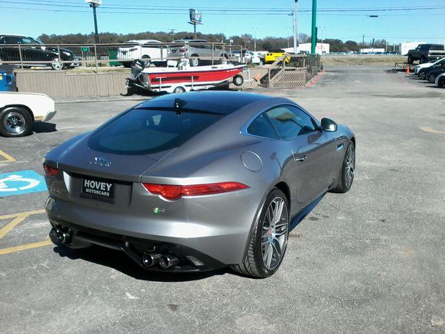 2015 Jaguar F-TYPE V8 R Boerne, Texas 8