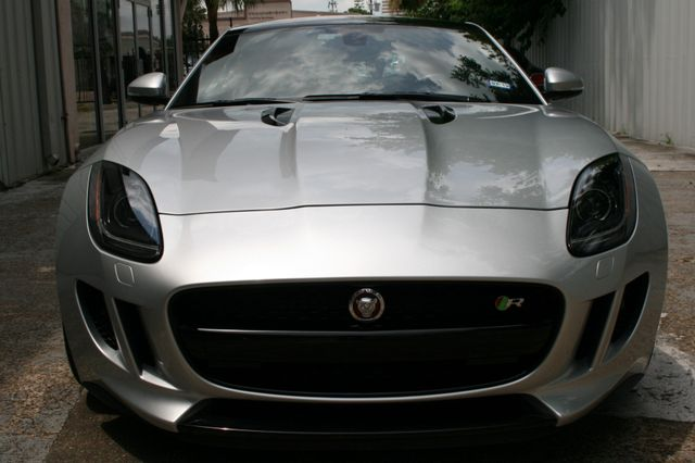 2015 Jaguar F-TYPE V8 R Houston, Texas 1