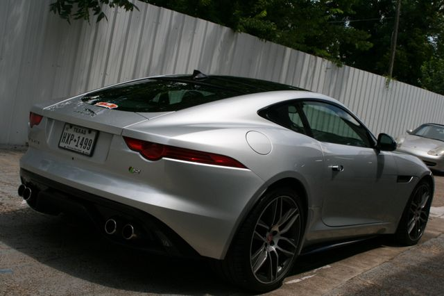 2015 Jaguar F-TYPE V8 R Houston, Texas 2