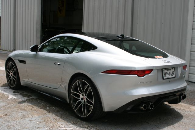 2015 Jaguar F-TYPE V8 R Houston, Texas 4