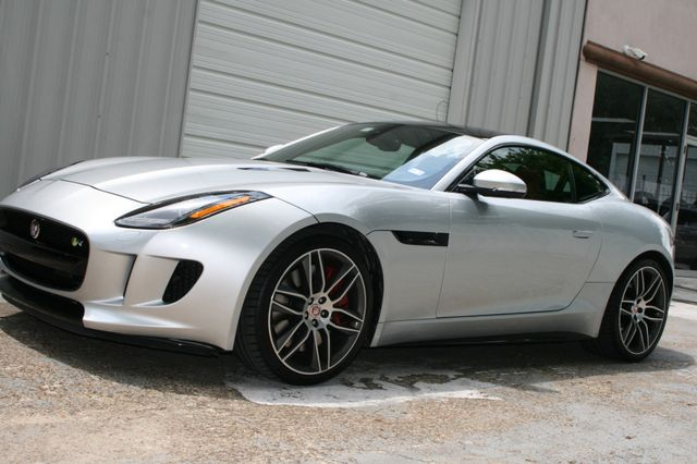 2015 Jaguar F-TYPE V8 R Houston, Texas 5
