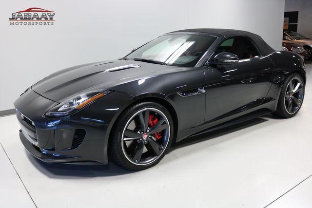 2015 Jaguar F-TYPE V8 S Merrillville, Indiana 28