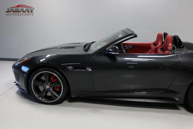 2015 Jaguar F-TYPE V8 S Merrillville, Indiana 36