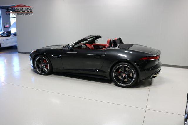 2015 Jaguar F-TYPE V8 S Merrillville, Indiana 41
