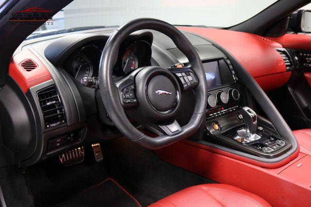 2015 Jaguar F-TYPE V8 S Merrillville, Indiana 10