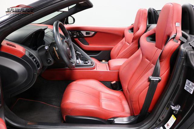 2015 Jaguar F-TYPE V8 S Merrillville, Indiana 11