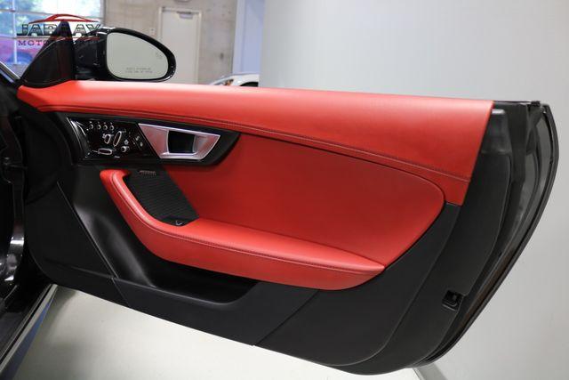 2015 Jaguar F-TYPE V8 S Merrillville, Indiana 26