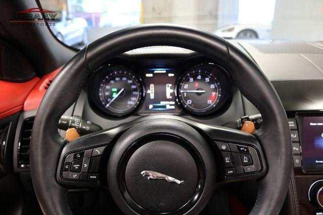2015 Jaguar F-TYPE V8 S Merrillville, Indiana 16