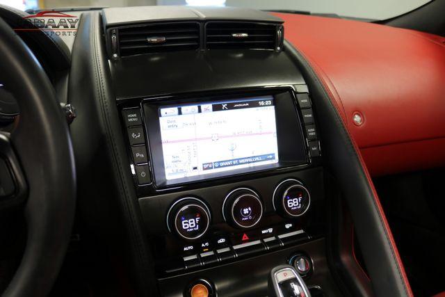 2015 Jaguar F-TYPE V8 S Merrillville, Indiana 18