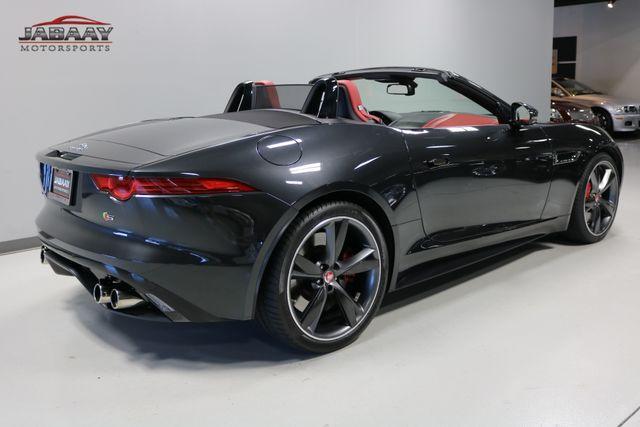 2015 Jaguar F-TYPE V8 S Merrillville, Indiana 4