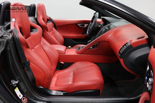 2015 Jaguar F-TYPE V8 S Merrillville, Indiana 14