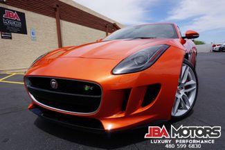 2015 Jaguar F-TYPE R V8 Supercharged F Type R LOW MILES CARBON FIBER   MESA, AZ   JBA MOTORS in Mesa AZ