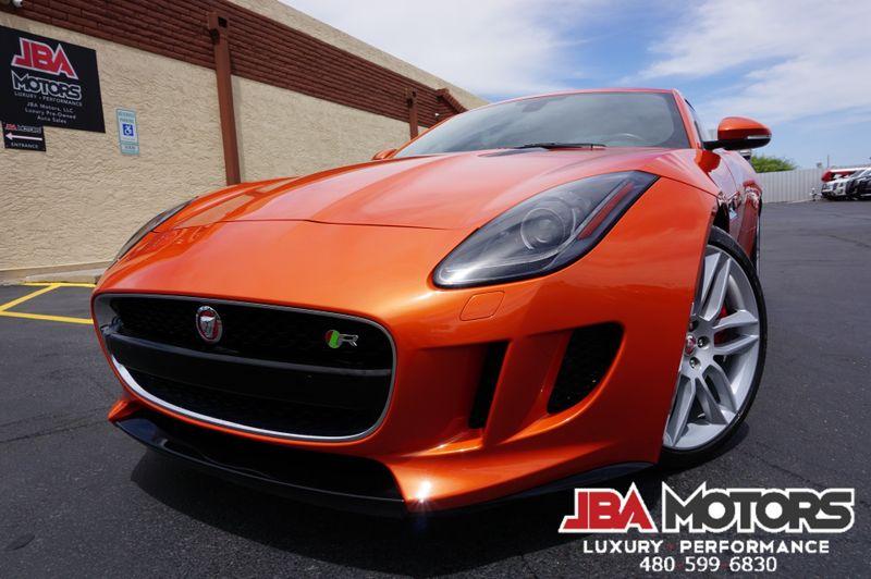 2015 Jaguar F-TYPE R V8 Supercharged F Type R LOW MILES CARBON FIBER | MESA, AZ | JBA MOTORS in MESA AZ