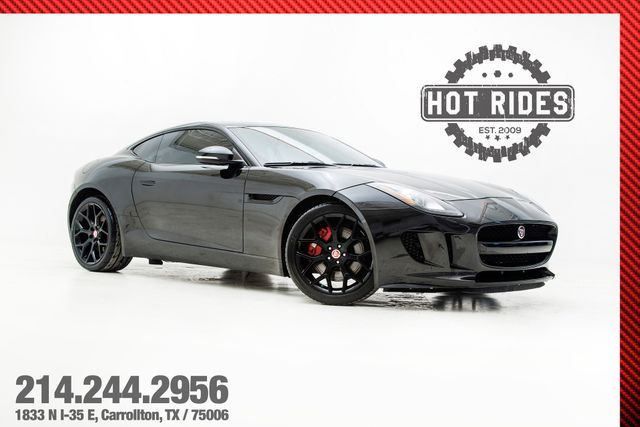 2015 Jaguar F-TYPE V6