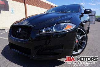 2015 Jaguar XF V6 Supercharged Sport Package 1 Owner Clean CarFax | MESA, AZ | JBA MOTORS in Mesa AZ