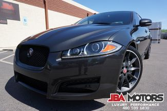 2015 Jaguar XF V6 Supercharged Sport Pkg ~ Low Miles Clean CarFax | MESA, AZ | JBA MOTORS in Mesa AZ