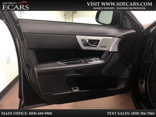 2015 Jaguar XF V8 Supercharged in San Diego, CA 92126