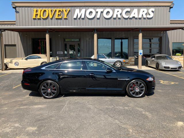 2015 Jaguar XJ Portfolio Supercharged