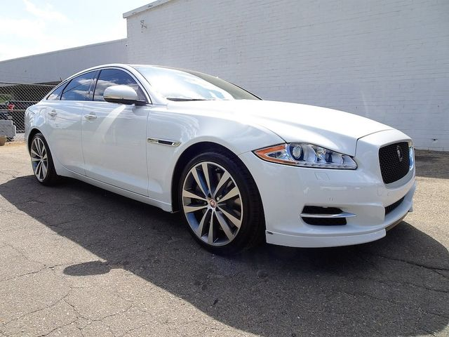 2015 Jaguar XJ Supercharged Madison, NC 1