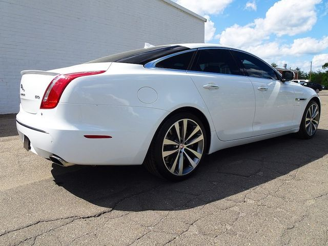 2015 Jaguar XJ Supercharged Madison, NC 2