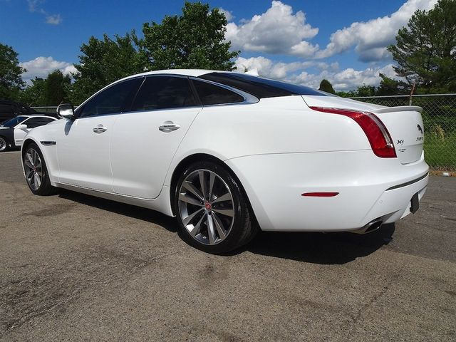 2015 Jaguar XJ Supercharged Madison, NC 4