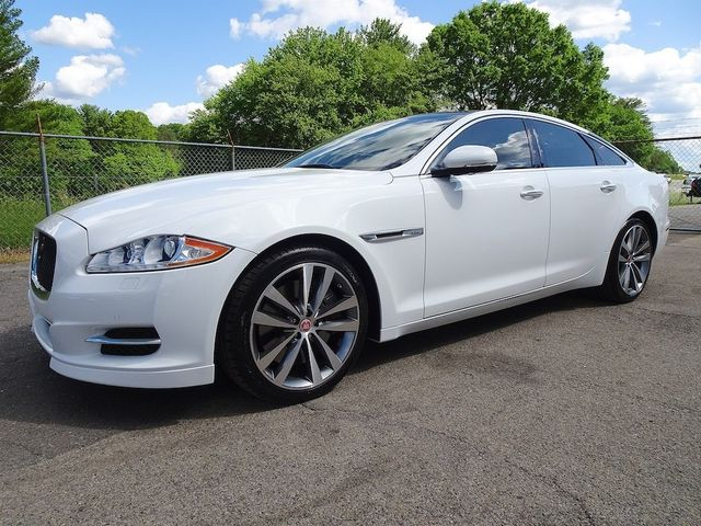 2015 Jaguar XJ Supercharged Madison, NC 6