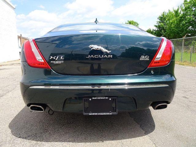 2015 Jaguar XJ XJL Portfolio Madison, NC 3