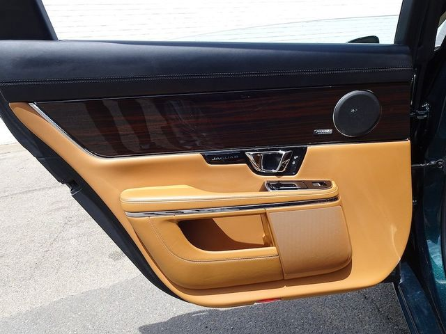 2015 Jaguar XJ XJL Portfolio Madison, NC 34