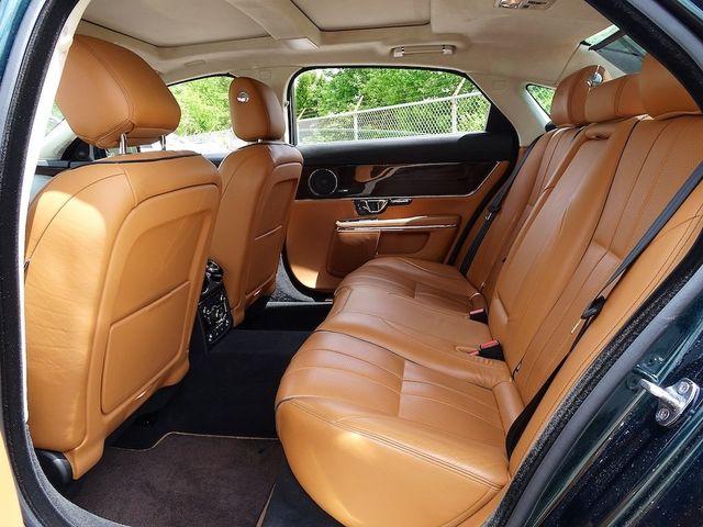 2015 Jaguar XJ XJL Portfolio Madison, NC 35
