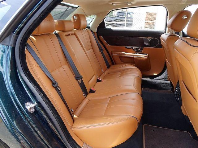2015 Jaguar XJ XJL Portfolio Madison, NC 39