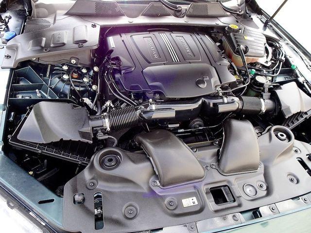 2015 Jaguar XJ XJL Portfolio Madison, NC 52