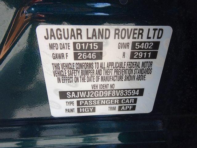 2015 Jaguar XJ XJL Portfolio Madison, NC 56
