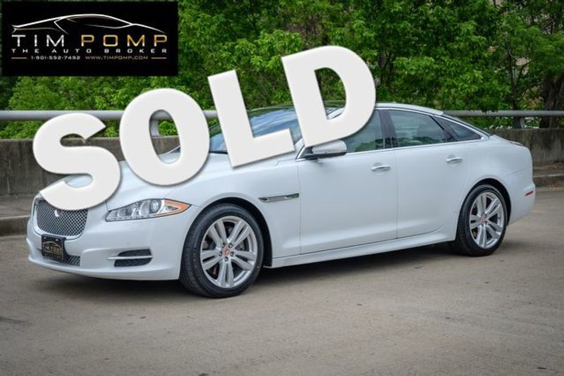 2015 Jaguar XJ PANO ROOF | Memphis, Tennessee | Tim Pomp - The Auto Broker in Memphis Tennessee