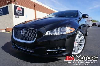 2015 Jaguar XJ XJL Portfolio LWB Sedan LOW MILES - HUGE $85k MSRP | MESA, AZ | JBA MOTORS in Mesa AZ