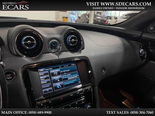 2015 Jaguar XJ XJR in San Diego, CA 92126