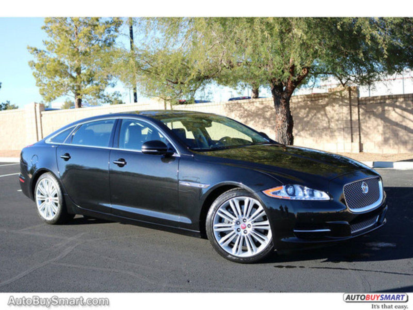 2015 Jaguar XJL Supercharged RWD In Las Vegas, NV ...